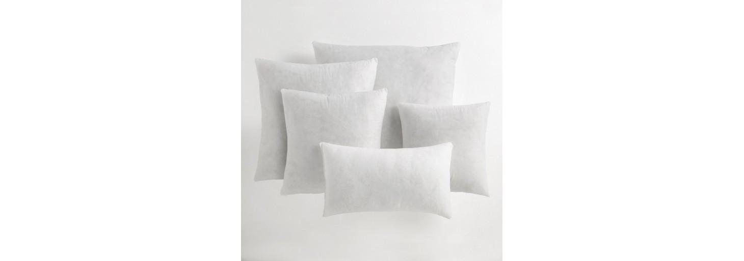 relleno cojin de fibra hueca siliconada