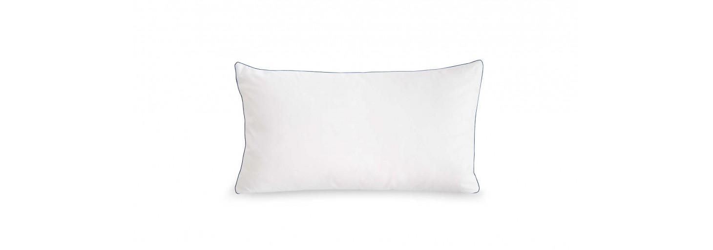 almohadas de fibra y viscoelastica